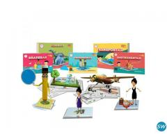 scifikids PACK OF 5 Augmented Reality Educational Kits  (Multicolor)